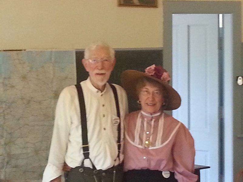 Jerry & Nan Krause German Day