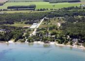 Jacksonport aerial