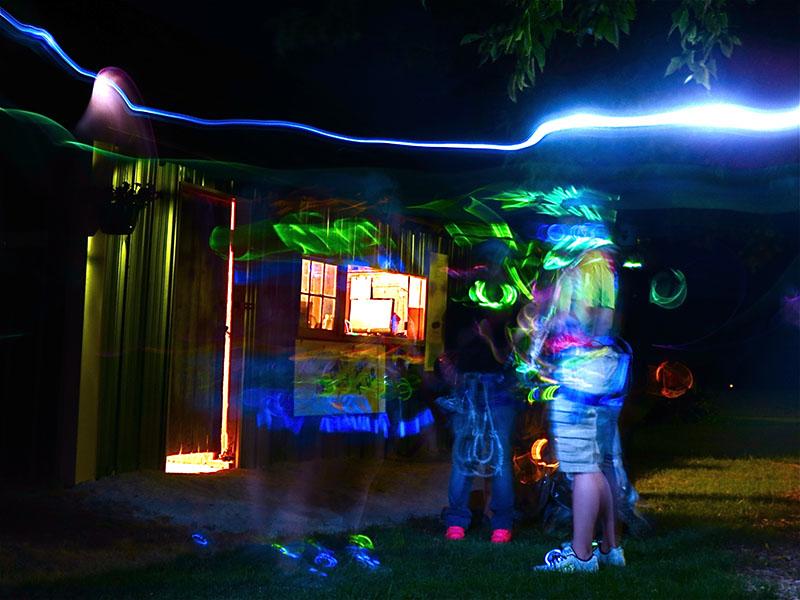 zip-line-glowsticks